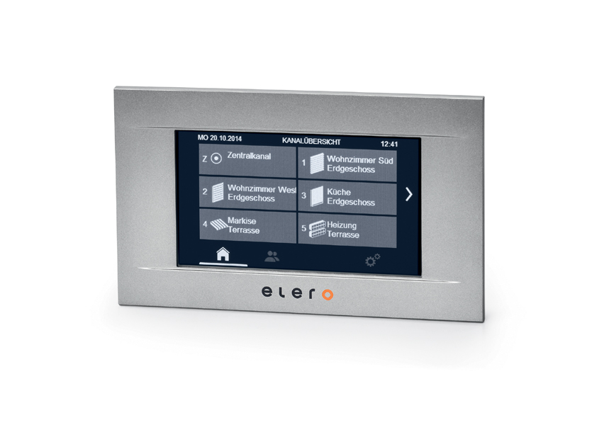 MultiTec Touch-868 silber